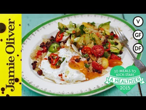 Healthy South American Brunch | Jamie Oliver | #10HealthyMeals