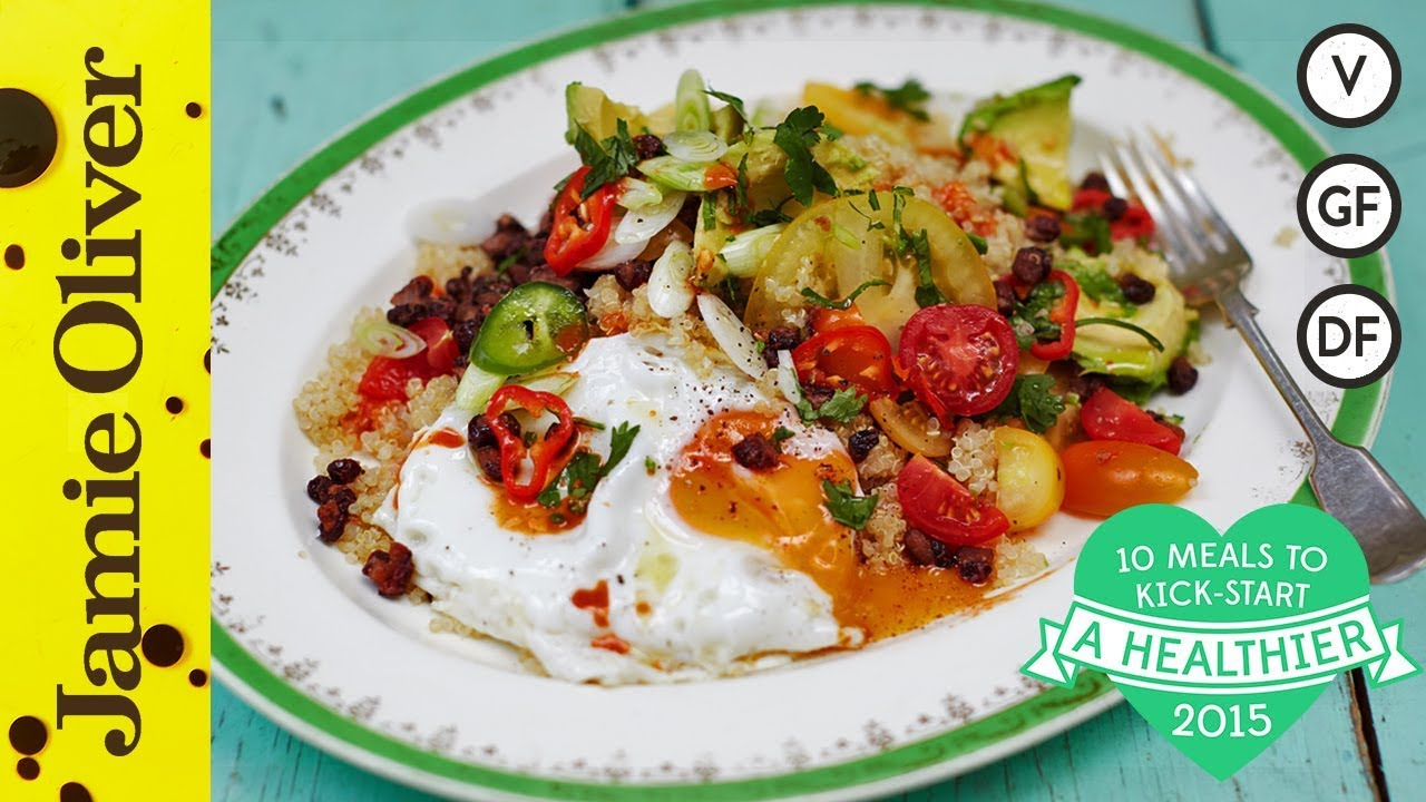 Healthy south american brunch jamie oliver 10healthymeals youtube forumfinder Images