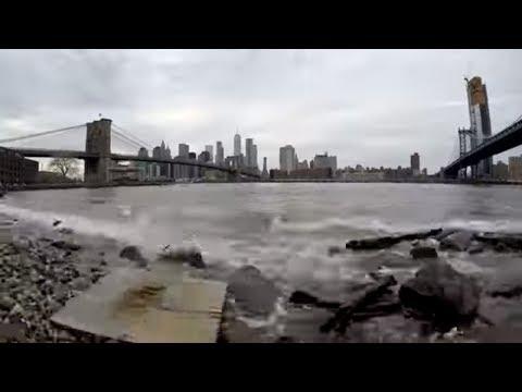 ⁴ᴷ Timelapse Walking Tour of DUMBO, Brooklyn Bridge Park, and Brooklyn Heights, NYC