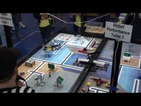 First Lego League Food Factor 2011 253 Points Round 1
