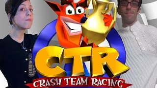 ctr crash team racing ita walkthrough 101 parte 16 il finale al 101