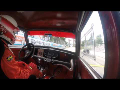 Austin Mini Cooper S - Heat 2 - Onboard - CHGP 2015