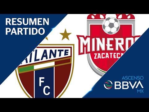 Resumen | Atlante 2 - 0 Mineros | Ascenso BBVA MX - Apertura 2019