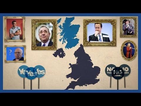 Scottish independence referendum 2014 explained   Guardian Animations