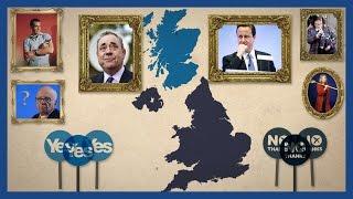 Scottish independence referendum 2014 explained | Guardian Animations