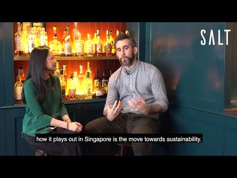 More than just Singapore Slings [Cocktails With Gan Guoyi and Joe Alessandroni]