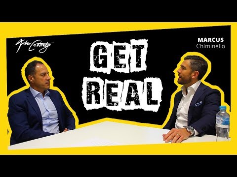 """PART 1 / 2 """"Get Real Episode 15"""" FT. Marcus Chiminello"""