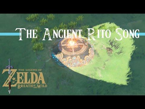 Breath of the Wild | The Ancient Rito Song Shrine Walkthrough