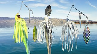 The Best Chatterbait and Spinnerbait Tricks You've Never Tried!