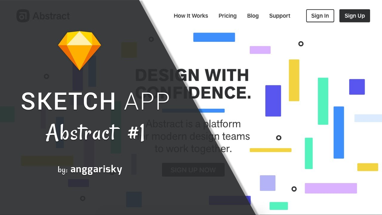 Sketch App abstract and sketch app getting started