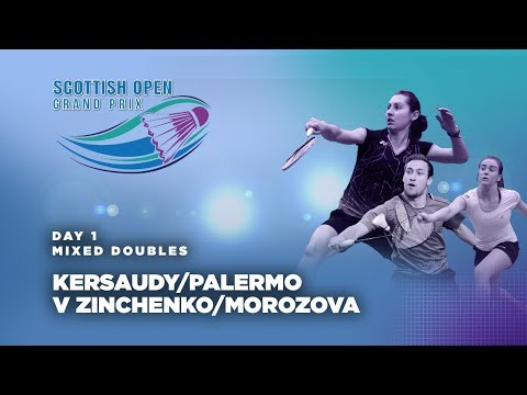Scotish Open 2017 | Kersaudy/Palermo vs Zinchenko/Morozova