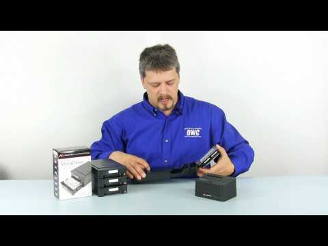 OWC TV - Newer Technology StoraDrive
