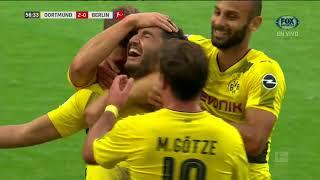 GOL: Borussia Dortmund 2-0 Hertha Berlin