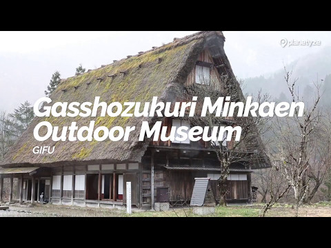 Gasshozukuri Minkaen Outdoor Museum, Gifu | Japan Travel Guide
