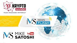 NewsFlash - Alibaba i Lolli, Bakkt rośnie, Airbnb i BTC, Bitcoin w chińskiej gazecie, tokeny PAC
