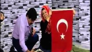 Şevket Dogan show porgam da n askerlerimiz icn haz