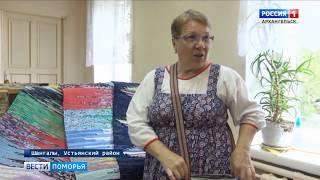 В Устьянах - съезд мастеров народных ремёсел