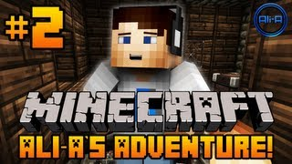 Minecraft - Ali-A's Adventure #2! -