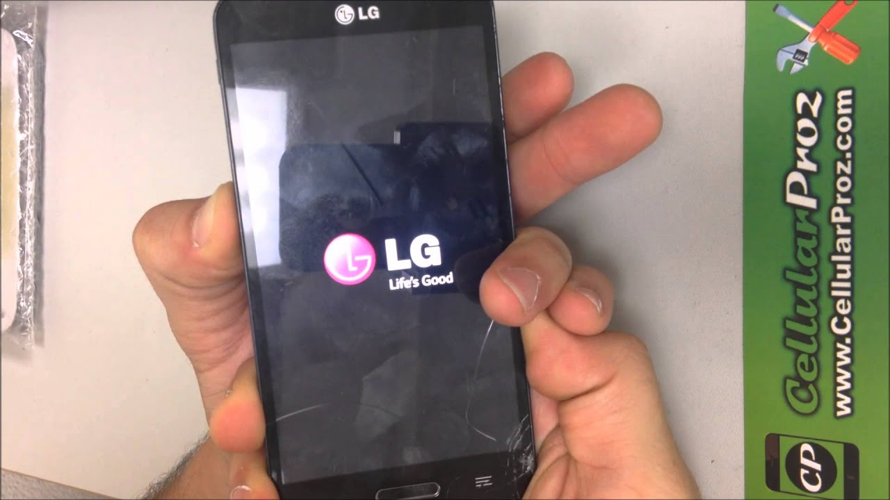 How To Reset LG Optimus L90 - Hard Reset and Soft Reset