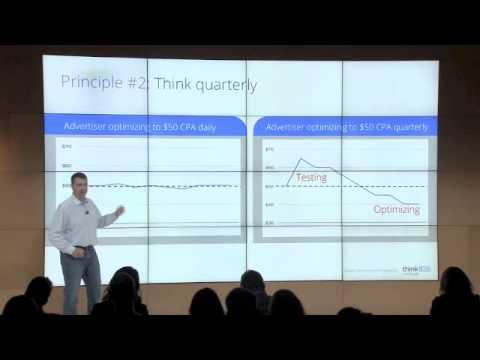 Google Think B2B 2014 -- Nicolas Darveau Garneau