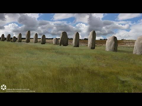 Remains Of Prehistoric Monument Discovered Near Stonehenge