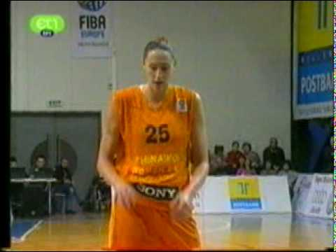 Athinaikos-Dynamo Kursk 60-55 RUTH RILEY STRIKES!!!