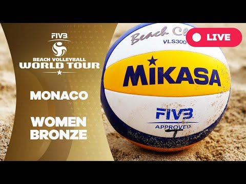 Monaco 1-Star 2017 - Women Bronze - Beach Volleyball World Tour