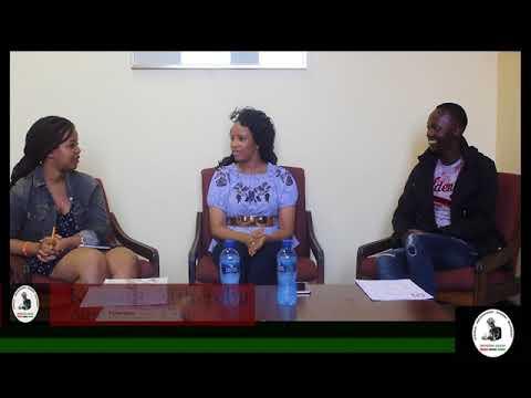 Afri ESM TV interview with Sinenhlanhla Sikhosana, Ph D Student in Astrophysics part 4