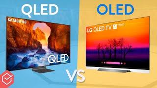 OLED vs. QLED - qual é a melhor TV 4K atualmente? | Qual a diferença??
