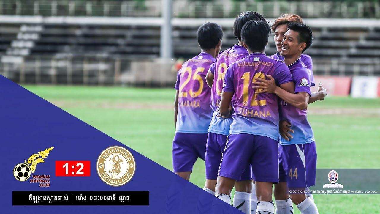 [MCL Week 21] Visakha FC (1-2) Naga World FC