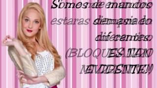 Violetta y Ludmila-Si es por Amor-letra