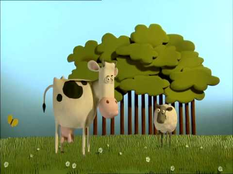 The Animals Save the Planet - Gassy Cows - YouTube