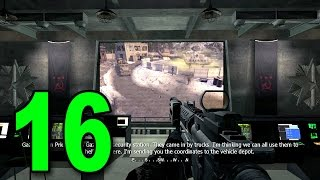 Call of Duty 4 - Part 16 - No Fighting in the War Room (Let's Play / Walkthrough / Gameplay)(Buy this game: http://amzn.to/1wcJtp7 Call of Duty 4 Playlist: http://bit.ly/1sAbiME Expand the description for more ▽ Check out my main channel: ..., 2014-08-20T20:00:02.000Z)