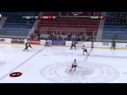 RPI Women's Hockey vs. Quinnipiac