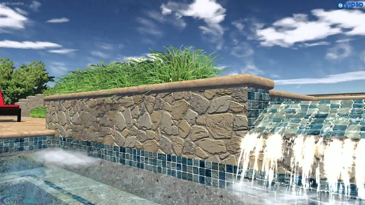 Perfect pools swimming pool design build hamilton va for Pool design hamilton