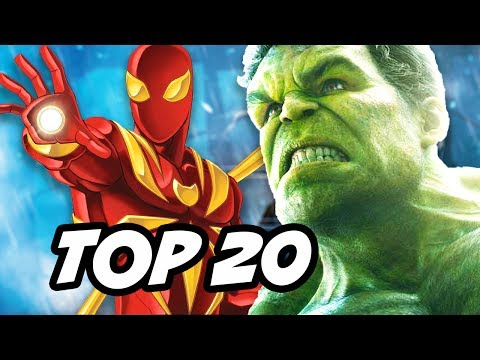 Download Youtube: Spider-Man Homecoming TOP 20 Easter Eggs and Things You Missed