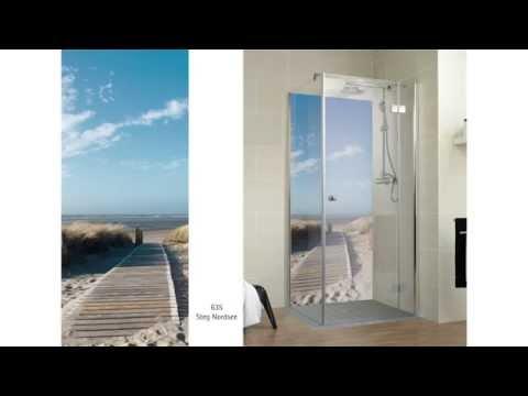 K chenr ckwand duschr ckwand und spritzschutz montage - Duschruckwand ohne fliesen ...