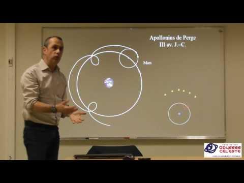Denis SAVOIE(Universcience): Ptolémée et Copernic