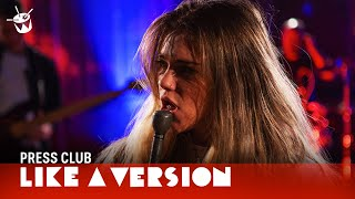 Press Club cover The Killers 'When You Were Young' for Like A Version