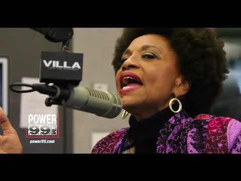 Jenifer Lewis Interview w/ Cappuchino Power 99