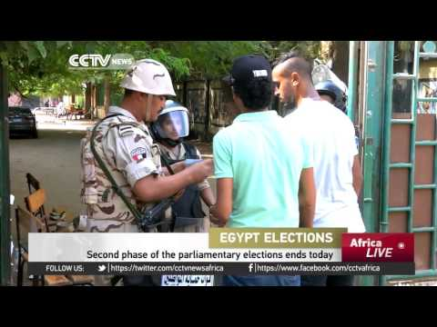 Egypt elections: Second phase of the parliamentary elections ends today