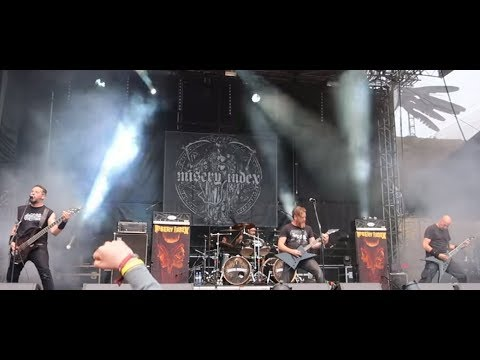 """Misery Index streaming new album """"Rituals Of Power"""" for limited time..!"""
