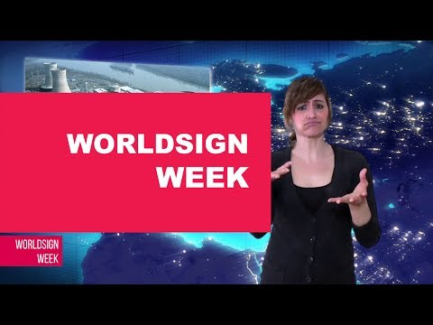 WORLDSIGN | Foxx Fake Sign Angers Deaf, ISIS Bomb in Iraq, and more news…