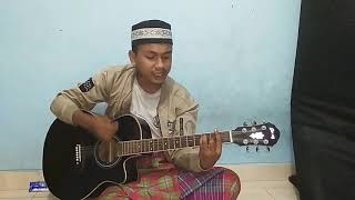 Racun asmara - Yusniar zebro (cover) gitar