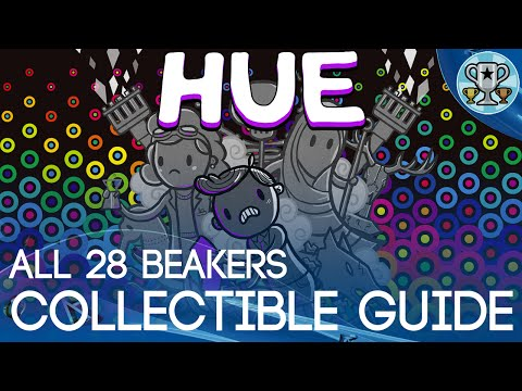 Hue - All 28 Collectibles Guide - Cyantific Apparatus