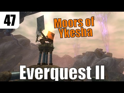 Everquest 2 ep 47 – Moors of Ykesha [Necromancer lvl 75-76]