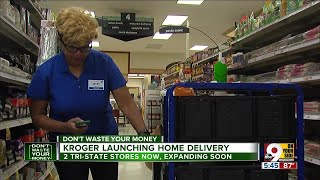 If you're a kroger clicklist shopper, life just got little bit easier: the company has joined growing list of retailers jumping into greater cincinnati's...