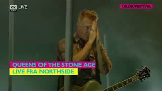 Queens of the Stone Age - A Song for Dead (Live Fra Northside 2018)