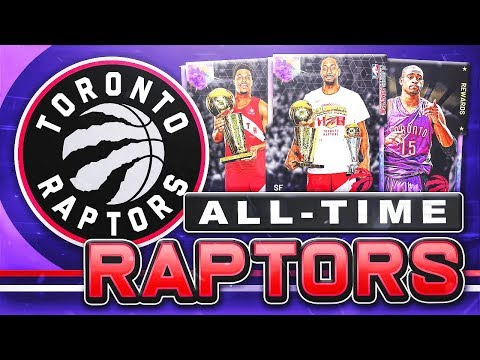 ALL TIME RAPTORS TEAM! GALAXY OPAL VINCE CARTER GOES OFF IN MYTEAM! NBA 2K19 All Time Team #4