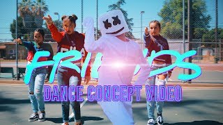 FRIENDS - Marshmello & Anne-Marie / Bryanna Fernandez - Dance